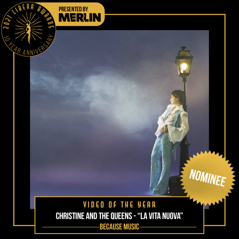 Video of the Year_2021 Libera Nominee_christine and the queen